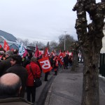 5 Mars - manifestation contre l'ANI