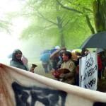 sous la pluie - copyright MAB